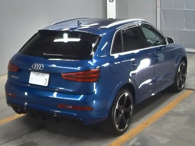 Import and buy AUDI RS Q3 2014 from Japan to Nairobi, Kenya