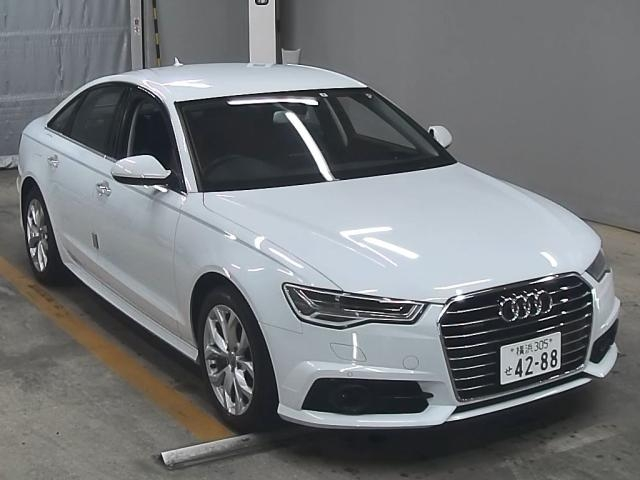 Import and buy AUDI A6 2017 from Japan to Nairobi, Kenya