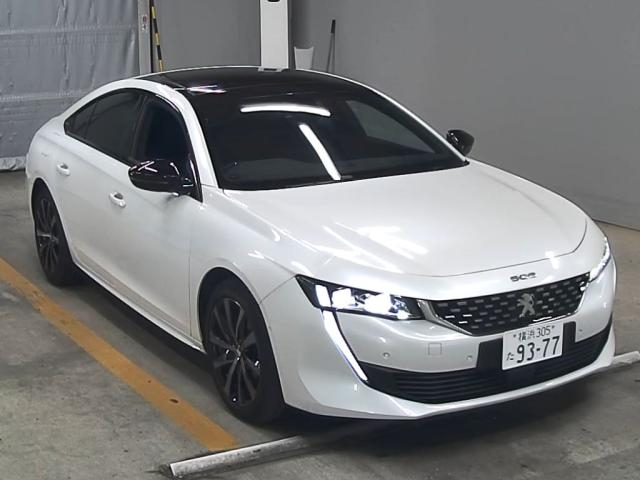 Import and buy PEUGEOT 508 2019 from Japan to Nairobi, Kenya
