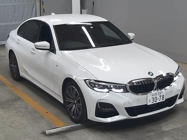 Import and buy BMW 3 SERIES 2020 from Japan to Nairobi, Kenya