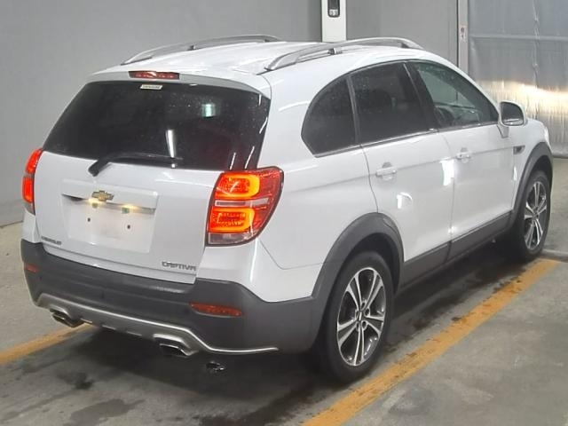 Import and buy GM CHEVROLET CAPTIVA 2017 from Japan to Nairobi, Kenya
