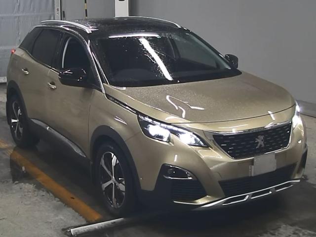 Import and buy PEUGEOT 3008 2018 from Japan to Nairobi, Kenya
