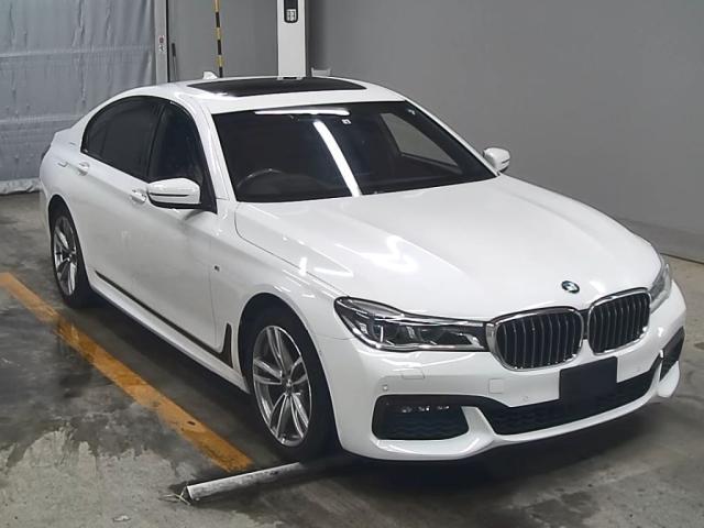 Import and buy BMW 7 SERIES 2016 from Japan to Nairobi, Kenya
