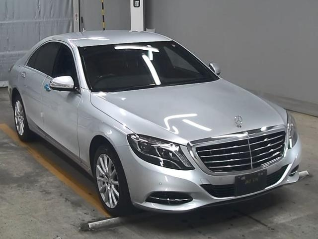 Import and buy MERCEDES BENZ S CLASS 2016 from Japan to Nairobi, Kenya
