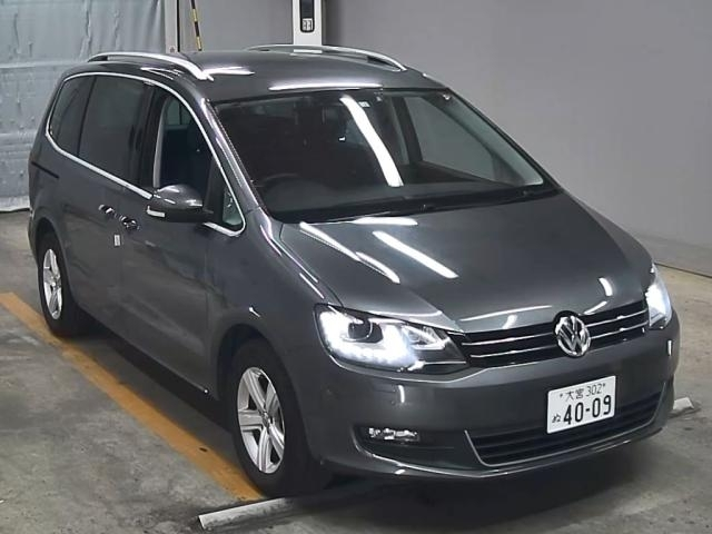 Import and buy VOLKSWAGEN SHARAN 2014 from Japan to Nairobi, Kenya