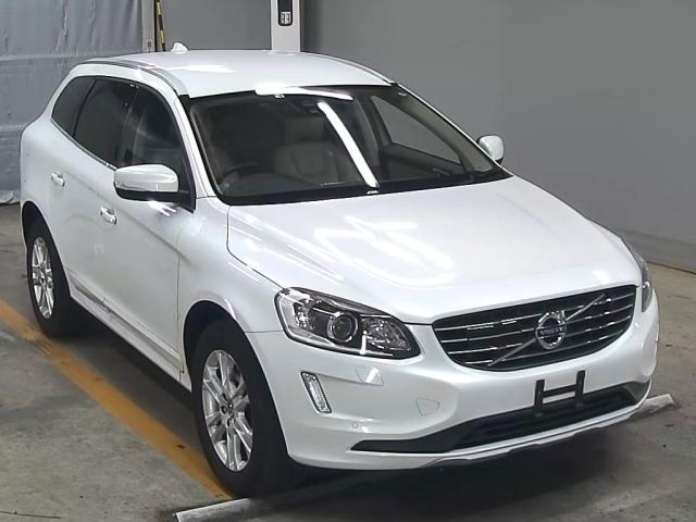 Import and buy VOLVO XC60 2016 from Japan to Nairobi, Kenya