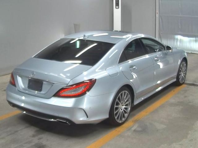 Import and buy MERCEDES BENZ CLS 2016 from Japan to Nairobi, Kenya