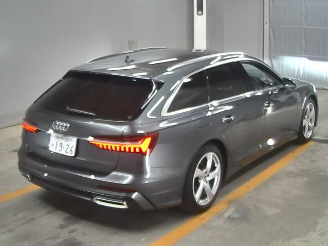 Import and buy AUDI A6 2020 from Japan to Nairobi, Kenya