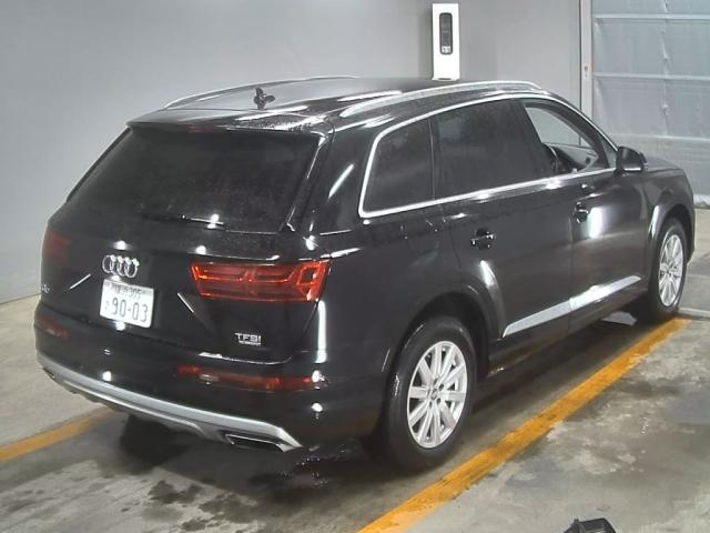 Import and buy AUDI Q7 2016 from Japan to Nairobi, Kenya