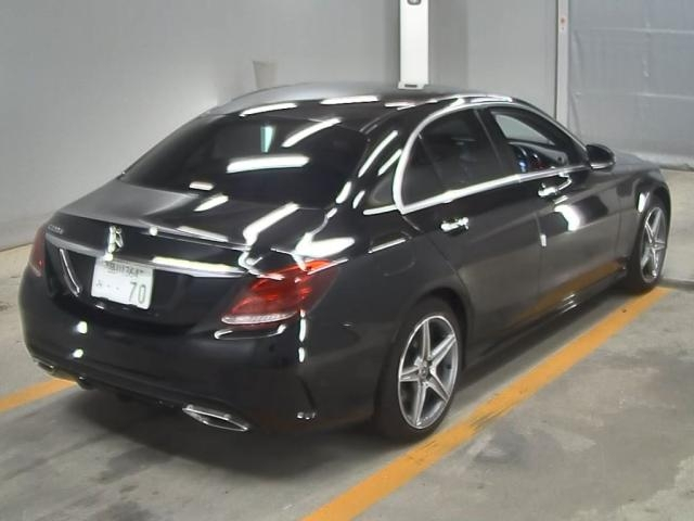 Import and buy MERCEDES BENZ C CLASS 2017 from Japan to Nairobi, Kenya
