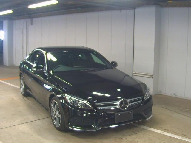 Import and buy MERCEDES BENZ C CLASS 2016 from Japan to Nairobi, Kenya