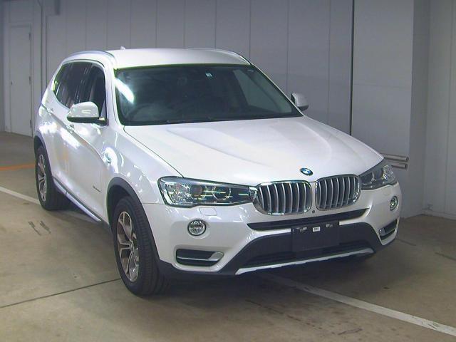 Import and buy BMW X3 2016 from Japan to Nairobi, Kenya