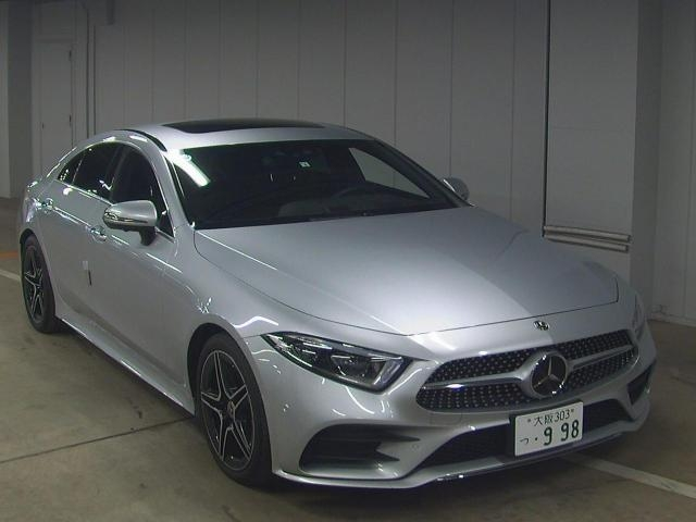 Import and buy MERCEDES BENZ CLS 2018 from Japan to Nairobi, Kenya