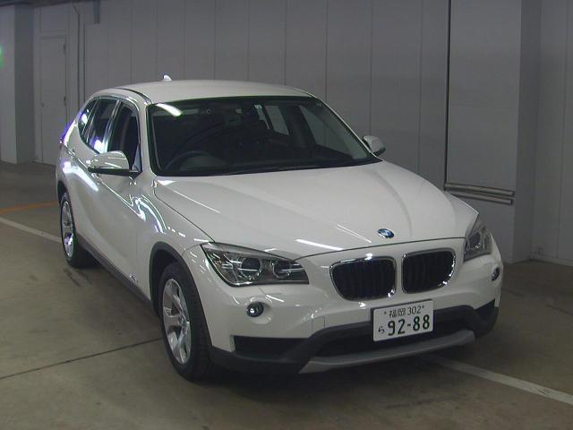 Import and buy BMW X1 2014 from Japan to Nairobi, Kenya