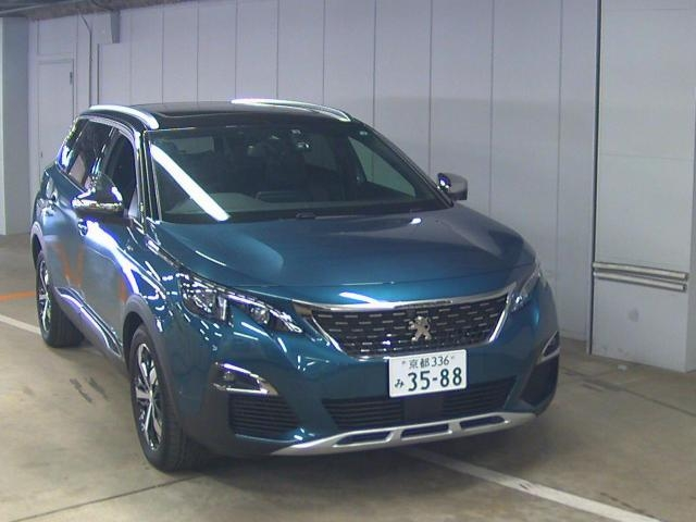 Import and buy PEUGEOT 5008 2018 from Japan to Nairobi, Kenya