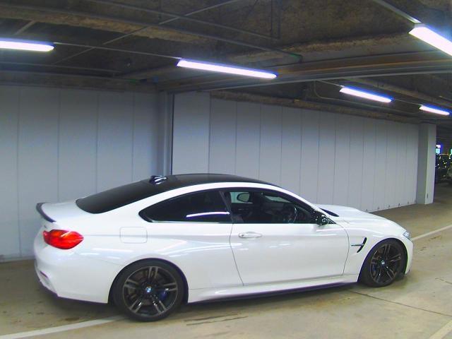 Import and buy BMW M3 2016 from Japan to Nairobi, Kenya