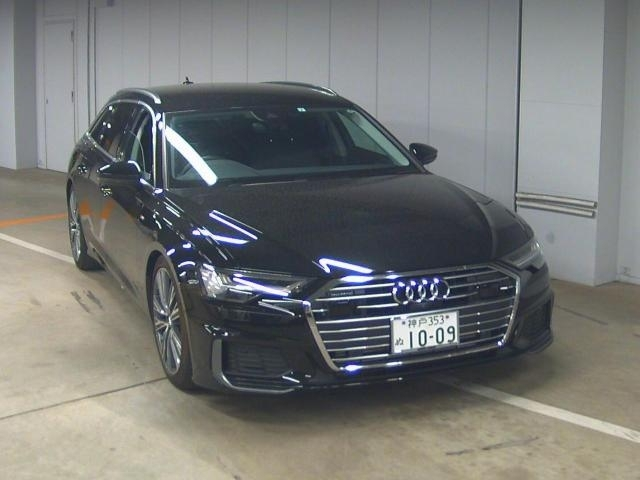 Import and buy AUDI A6 2019 from Japan to Nairobi, Kenya
