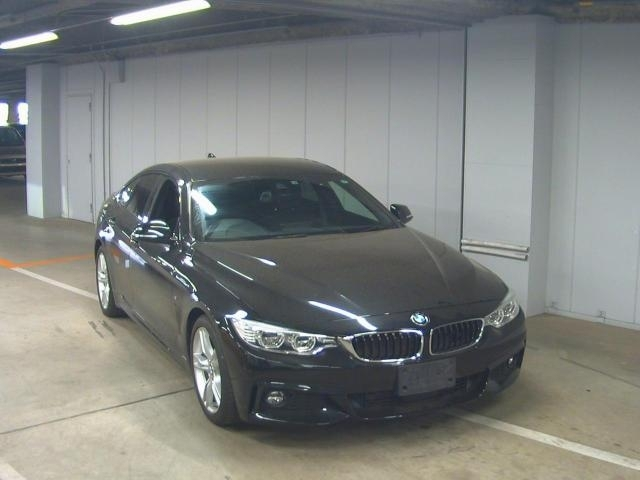 Import and buy BMW 4 SERIES 2016 from Japan to Nairobi, Kenya