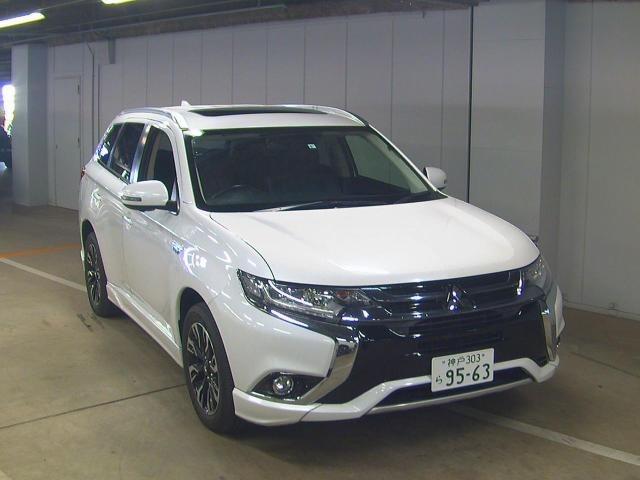 Import and buy MITSUBISHI OUTLANDER PHEV 2015 from Japan to Nairobi, Kenya
