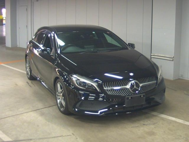 Import and buy MERCEDES BENZ A CLASS 2015 from Japan to Nairobi, Kenya