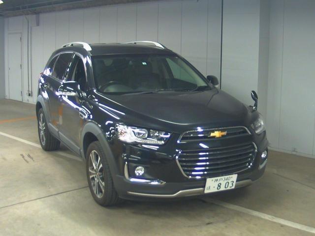 Import and buy GM CHEVROLET CAPTIVA 2016 from Japan to Nairobi, Kenya