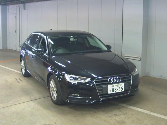 Import and buy AUDI A3 2014 from Japan to Nairobi, Kenya