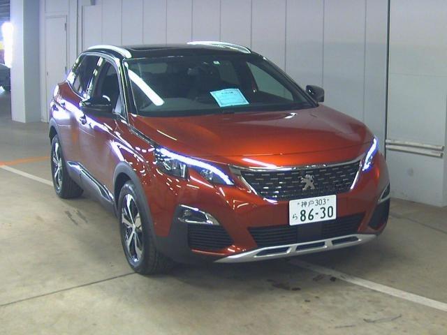 Import and buy PEUGEOT 3008 2020 from Japan to Nairobi, Kenya