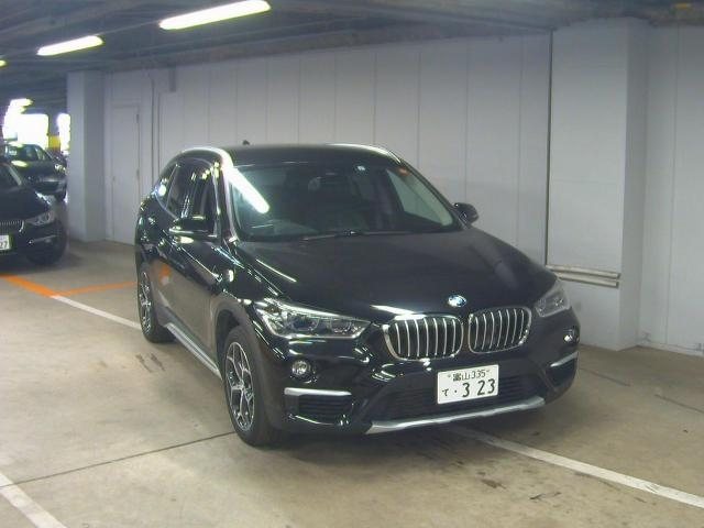 Import and buy BMW X1 2019 from Japan to Nairobi, Kenya