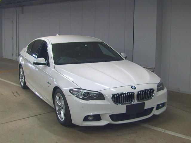 Import and buy BMW 5 SERIES 2015 from Japan to Nairobi, Kenya