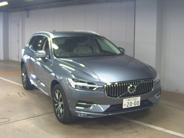 Import and buy VOLVO XC60 2018 from Japan to Nairobi, Kenya