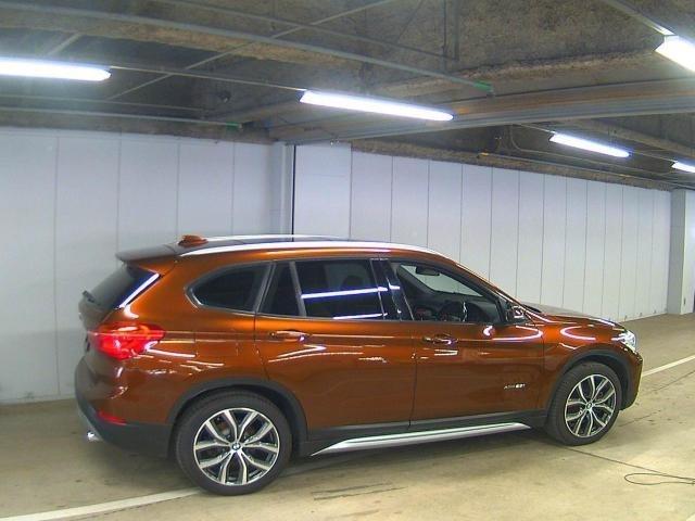 Import and buy BMW X1 2016 from Japan to Nairobi, Kenya