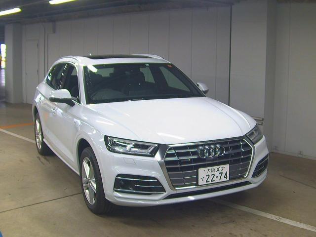 Import and buy AUDI Q5 2020 from Japan to Nairobi, Kenya