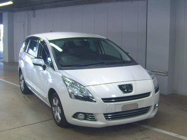 Import and buy PEUGEOT 5008 2014 from Japan to Nairobi, Kenya
