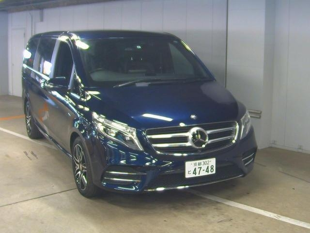 Import and buy MERCEDES BENZ V CLASS 2017 from Japan to Nairobi, Kenya