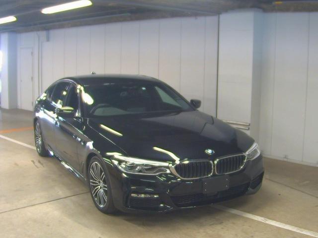 Import and buy BMW 5 SERIES 2018 from Japan to Nairobi, Kenya