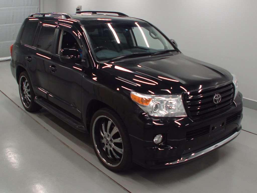Buy Import Toyota Land Cruiser 2014 To Kenya From Japan Auction