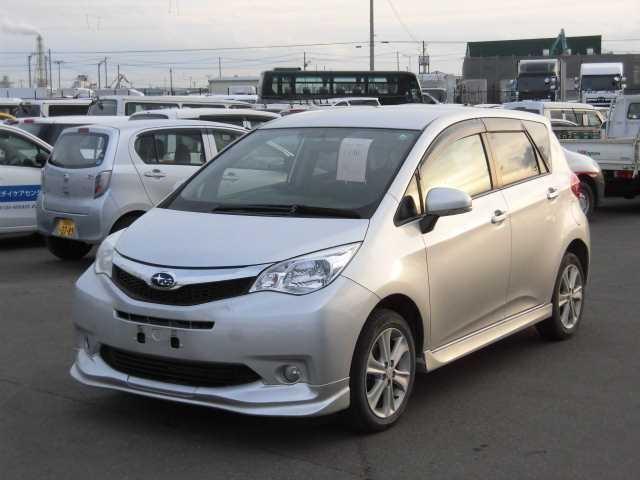 Import and buy SUBARU TREZIA 2013 from Japan to Nairobi, Kenya