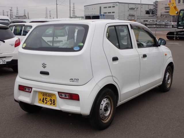 Import and buy SUZUKI ALTO VAN 2016 from Japan to Nairobi, Kenya