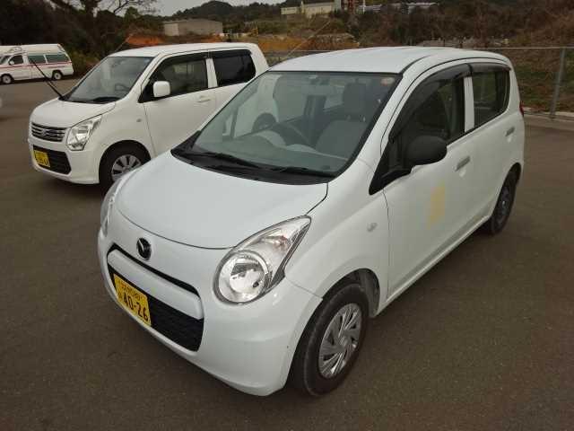 Import and buy MAZDA CAROL 2014 from Japan to Nairobi, Kenya