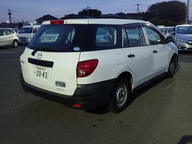 Import and buy MAZDA FAMILIA VAN 2014 from Japan to Nairobi, Kenya