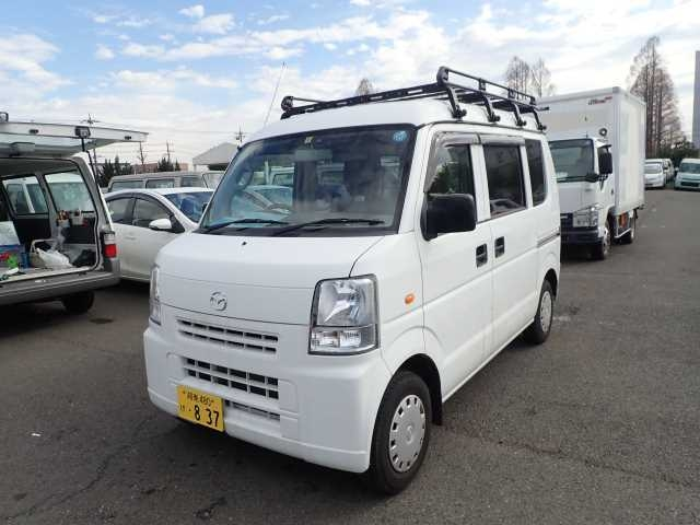 Import and buy MAZDA SCRUM 2013 from Japan to Nairobi, Kenya