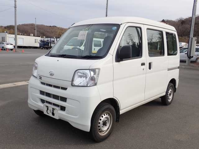 Import and buy DAIHATSU HIJET VAN 2015 from Japan to Nairobi, Kenya