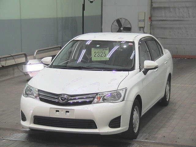 Import and buy TOYOTA COROLLA AXIO 2014 from Japan to Nairobi, Kenya