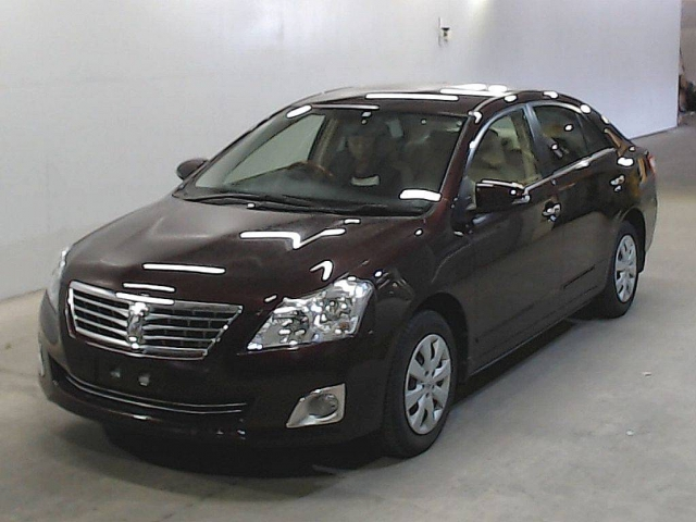 Import and buy TOYOTA PREMIO 2016 from Japan to Nairobi, Kenya