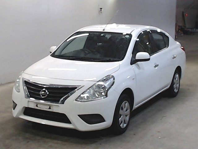 Import and buy NISSAN LATIO 2016 from Japan to Nairobi, Kenya