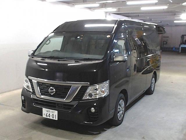 Import and buy NISSAN CARAVAN VAN 2018 from Japan to Nairobi, Kenya