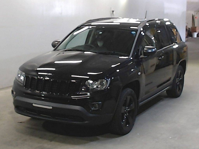Import and buy CHRYSLER JEEP COMPASS 2015 from Japan to Nairobi, Kenya