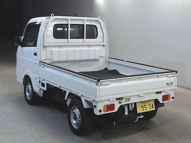 Import and buy SUZUKI CARRY TRUCK 2017 from Japan to Nairobi, Kenya