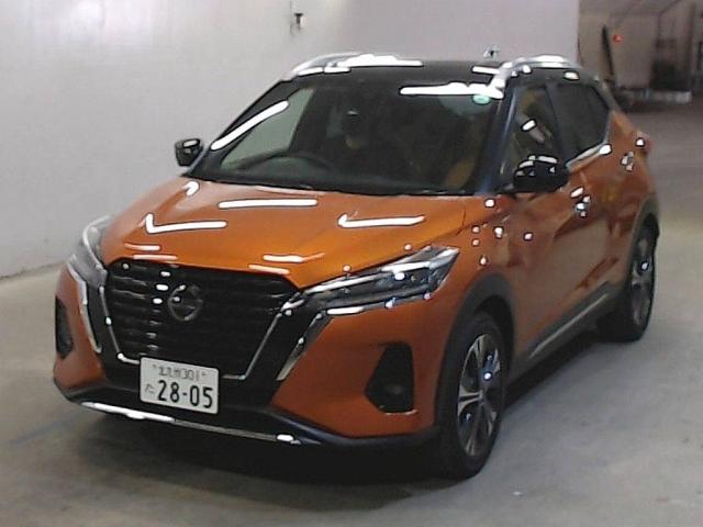 Import and buy NISSAN KIX 2020 from Japan to Nairobi, Kenya