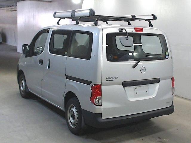 Import and buy NISSAN NV200 2015 from Japan to Nairobi, Kenya